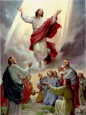 Спасовден - възкресение господне 40 дни след великден