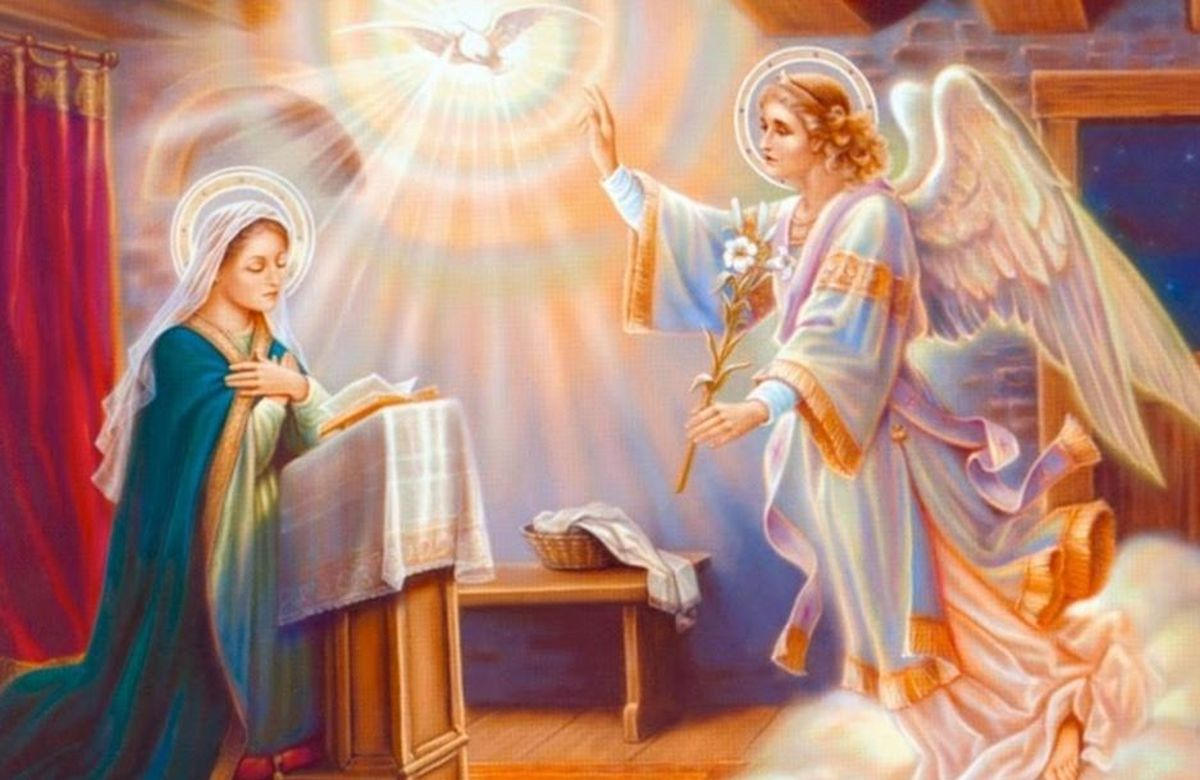 Благовещение, Ден на майката отбелязваме на 25 март