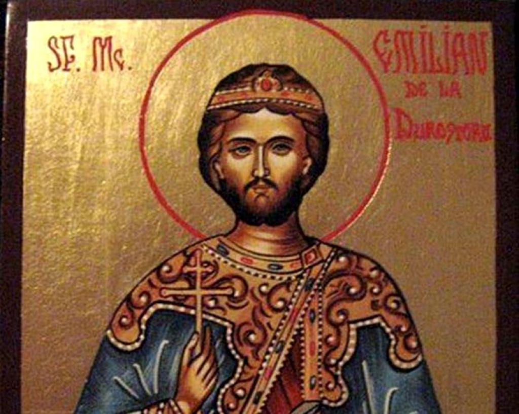 Св. Емилиян Доростолски - 18 юли