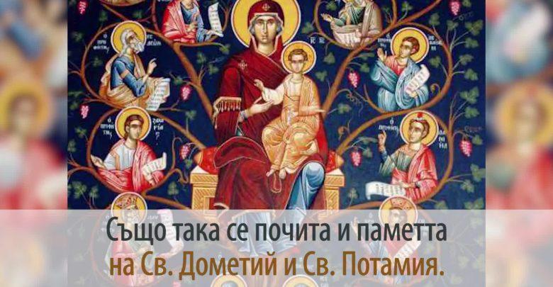 Св. прпмчк Дометий