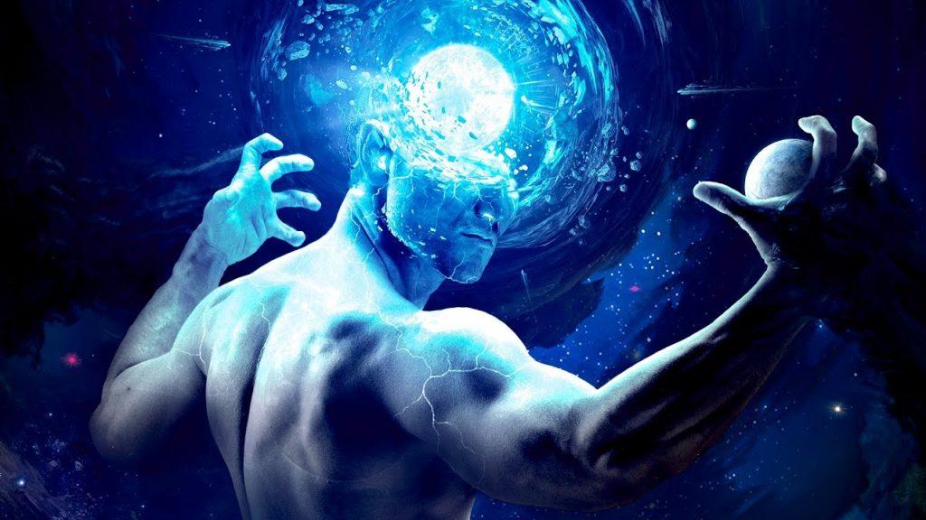 Човешкото тяло е светлина