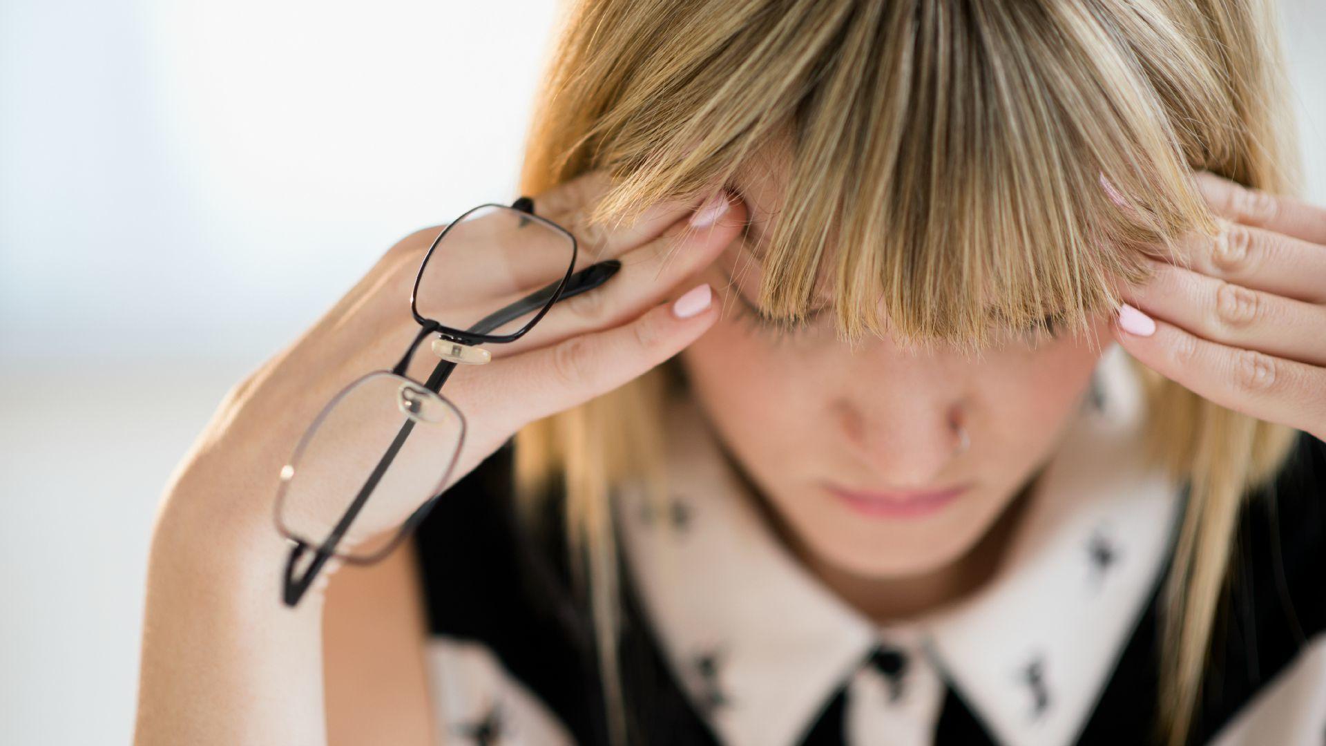 Стресът съсипва здравето ни