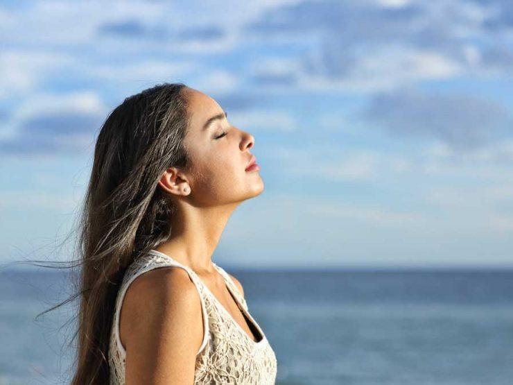 Дихателно упражнение почиства бронхите