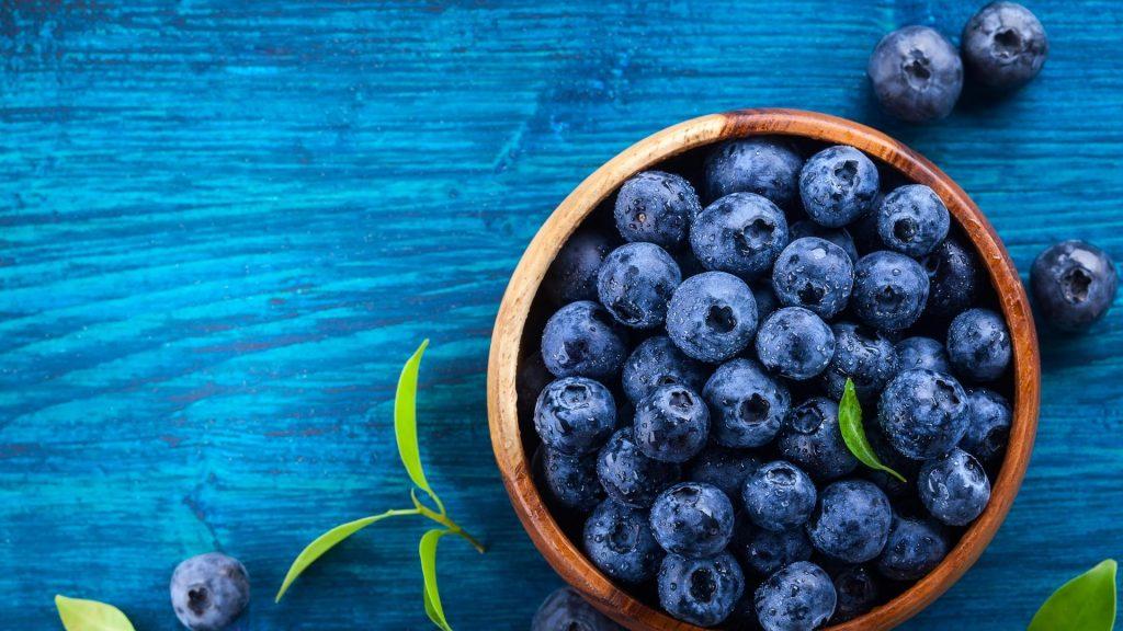 Повишаване на имунитета с боровинки