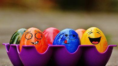 Оригинални идеи за боядисване на яйца