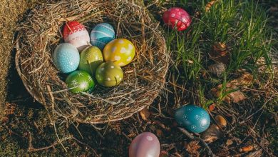 Традиции за великденското яйце