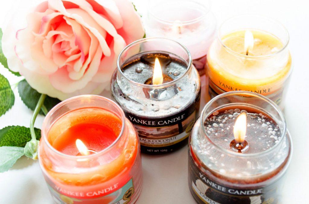 Ароматни свещи предизвикват задушаване