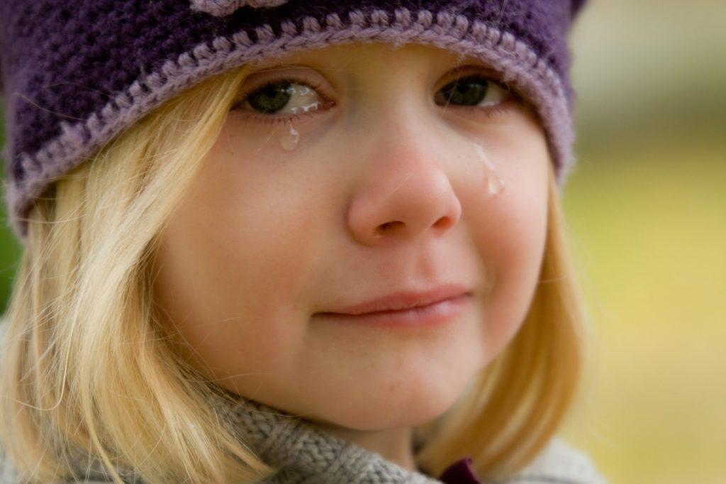 Сълзите са полезни