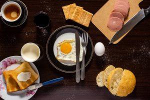Яйцата са по-полезни от ябълките?