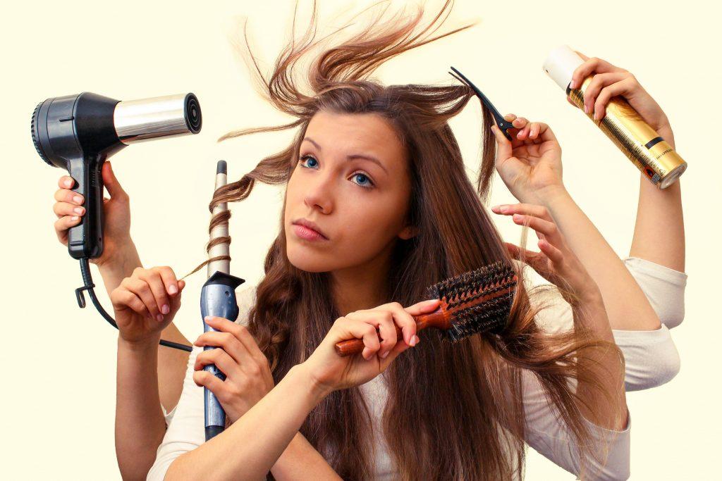 10 златни съвета за секси коса