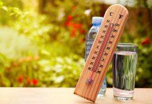 Високите температури през лятото