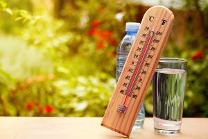 Високите температури отключват хроничните заболявания