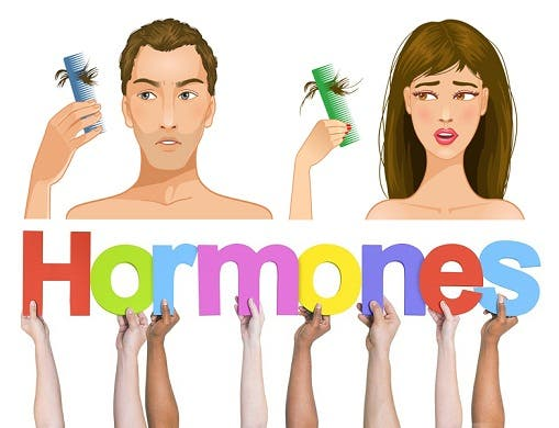 Как да се храним за да имаме хормонален баланс? - хормони
