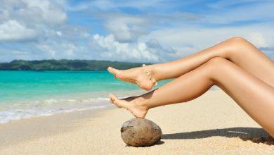 крака за плажа