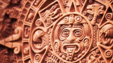 храм на ацтекски бог
