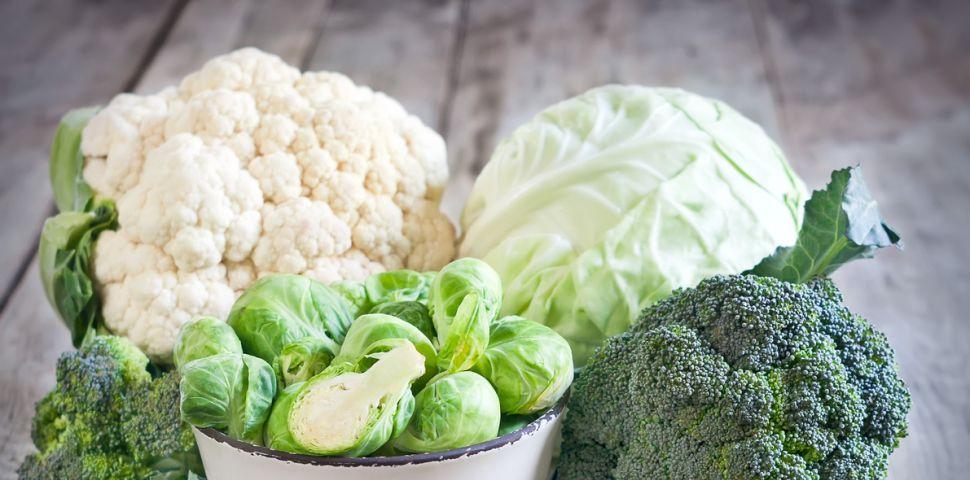 Продукти които облекчават артритните болки - Кръстоцветни зеленчуци