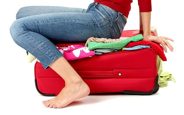 оправяне на багаж