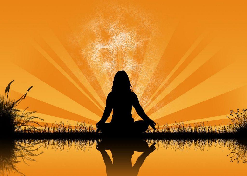 Медитация при цистит