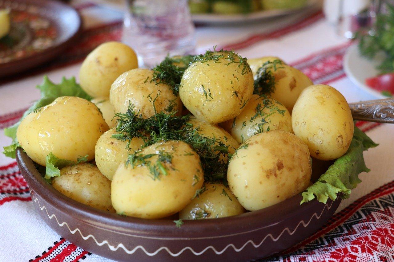 6 ястия които не се претоплят - картофи