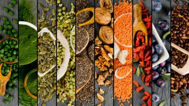 храни и антиоксиданти