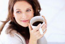 кафе и жена