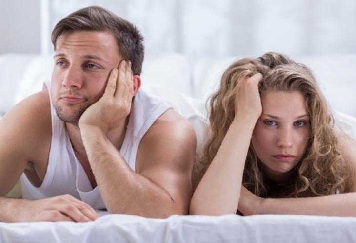 9 причини на мъжа да не му се прави секс