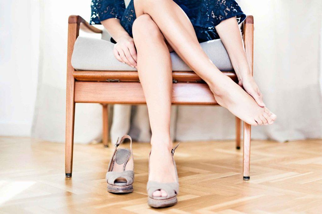 Причини и лечение при оток в краката - Съновникът