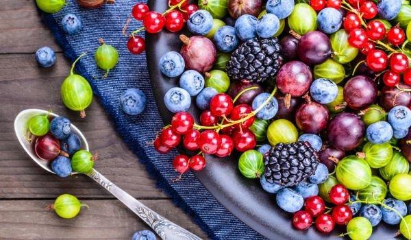 Яжте 800 гр плодове всеки ден
