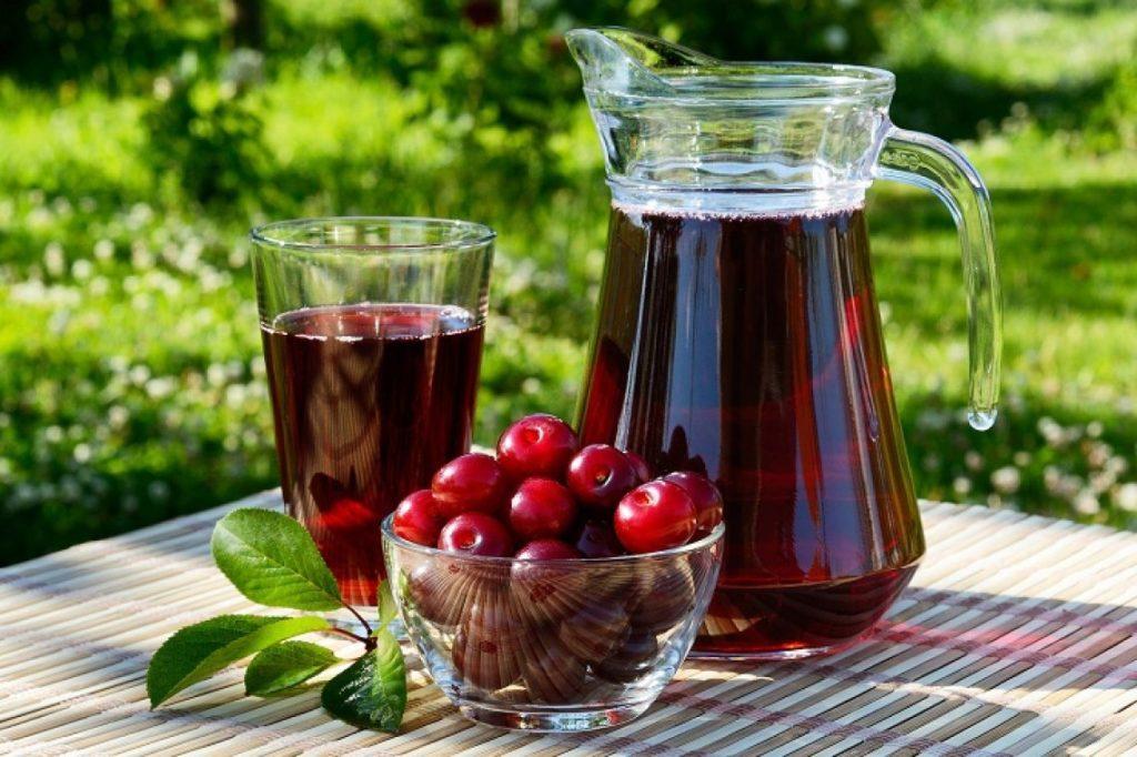 Сокът от виншни облечкава безсънието