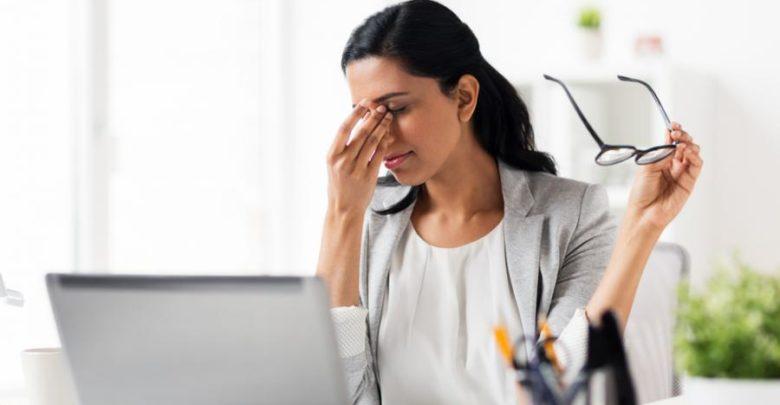 Лесни упражнения за очите при четене и работа с компютър