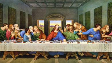 Велика Сряда - Тайната вечеря
