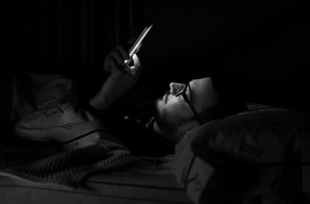 Някои навици са наистина вредни  - съобщения в леглото