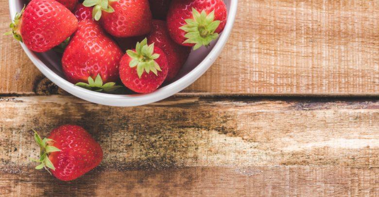 ягоди хранят кожата